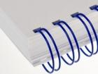 Tramos cortados de alambre doble cero RENZ RING WIRE® Paso 3:1