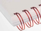 Tramos cortados de alambre doble cero RENZ RING WIRE® Paso 2:1
