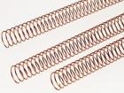 Espirales Metálicos Recubiertos de Nylon (NC = Nylon coated)