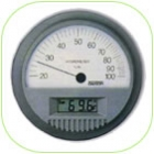 Termohigrometro con termometro digital